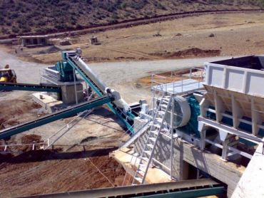 Crushing & Screening Plants