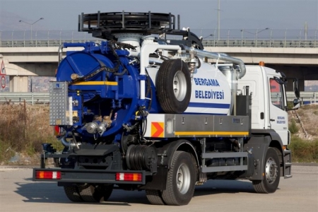 Major Type Combined Jetting Vehicle